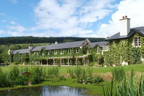 Echt Ierland, Macreddin Village, The Brooklodge Hotel, Rondreis ierland