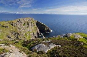 Echt Ierland, County Donegal, Slieve League, Vakantie ierland