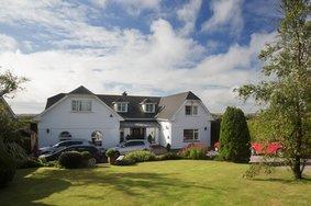 Echt Ierland, Kinsale, Landfall House, Ierland reizen