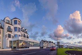 Echt Ierland, Portballintrae, Bayview Hotel, Fly drive ierland