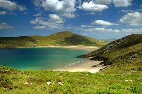 Echt Ierland, Downings, The Beach Hotel, Vakantie ierland