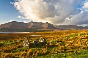 Echt Ierland, County Galway, The Connemara, Fly drive ierland