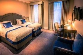 Bishop's Gate Hotel, LondonDerry, Echt Ierland, Vakantie ierland