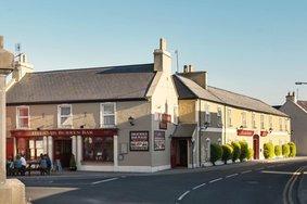 Echt Ierland, Ballyvaughan, Hylands Burren Hotel, Rondreis ierland