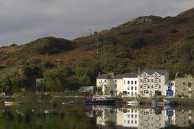 Echt Ierland, Clifden, The Quay House, Rondreis ierland