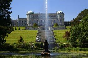 Echt Ierland, Wicklow Mountains, Powerscourt Gardens