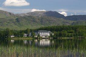 Echt Ierland, Donegal, Harveys Point Hotel, Vakantie ierland