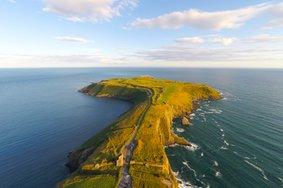 Echt Ierland, Kinsale, Old Head Golfbaan, Rondreis ierland