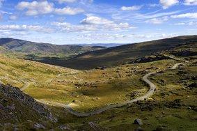 Echt Ierland, the Healy Pass, Ring of Beara, Rondreis ierland