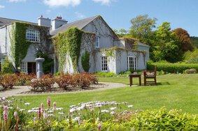 Echt Ierland, Ballyvaughan, Gregans Castle, Vakantie ierland