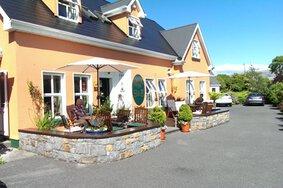 Ballyvaughan Lodge, Ballyvaughan, Echt Ierland, Ierland reizen