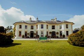 Rathmullan House, Echt Ierland