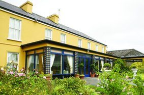 Echt Ierland, Lisdoonvarna, Sheedy's Country House Hotel, Rondreis ierland