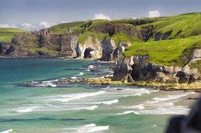 Echt Ierland, Causeway Route, Noord Ierland, Rondreis ierland
