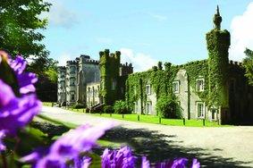 Echt Ierland, Tralee, Ballyseede Castle, Ierland reizen
