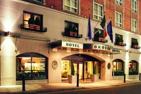Echt Ierland, Dublin, Brooks Hotel, Ierland rondreis