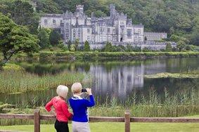 Kylemore Abbey, Echt Ierland, Vakantie ierland