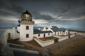 Clare Island Lighthouse, Echt Ierland, Ierland rondreis