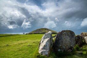 Echt Ierland, Loughcrew Cairns, Ierland rondreis