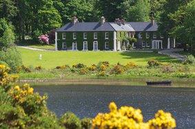 Echt Ierland, Leenane, Delphi Lodge, Ierland reizen