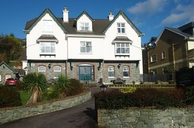 Woodlawn House, Killarney, Echt Ierland, Ierland vakantie