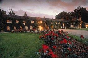 Echt Ierland, Dunlavin, Rathsallagh Country House, Vakantie ierland