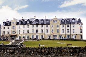 Echt Ierland, Portrush, Ramada Portrush Hotel, Ierland reizen