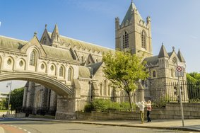 Echt Ierland, Christ Church Cathedral, Dublin, Rondreis ierland