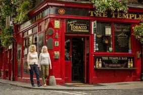 Echt Ierland, Dublin, Temple Bar