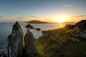 Ring of Kerry, Blasket Islands, Echt Ierland, Ierland vakantie