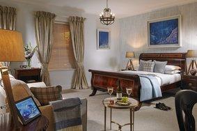 Echt Ierland, Kinsale, Blue Haven Hotel, Ierland autorondreis