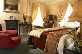 Echt Ierland, Kinsale, Blue Haven Hotel, Ierland reizen