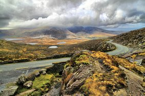Echt Ierland, County Kerry, Ring of Kerry, Fly drive ierland