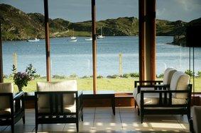 Echt Ierland, Inishbofin Island, Inishbofin House Hotel, Ierland reizen