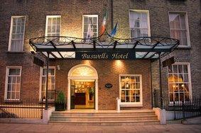 Echt Ierland, Dublin, Buswells Hotel, Ierland rondreis