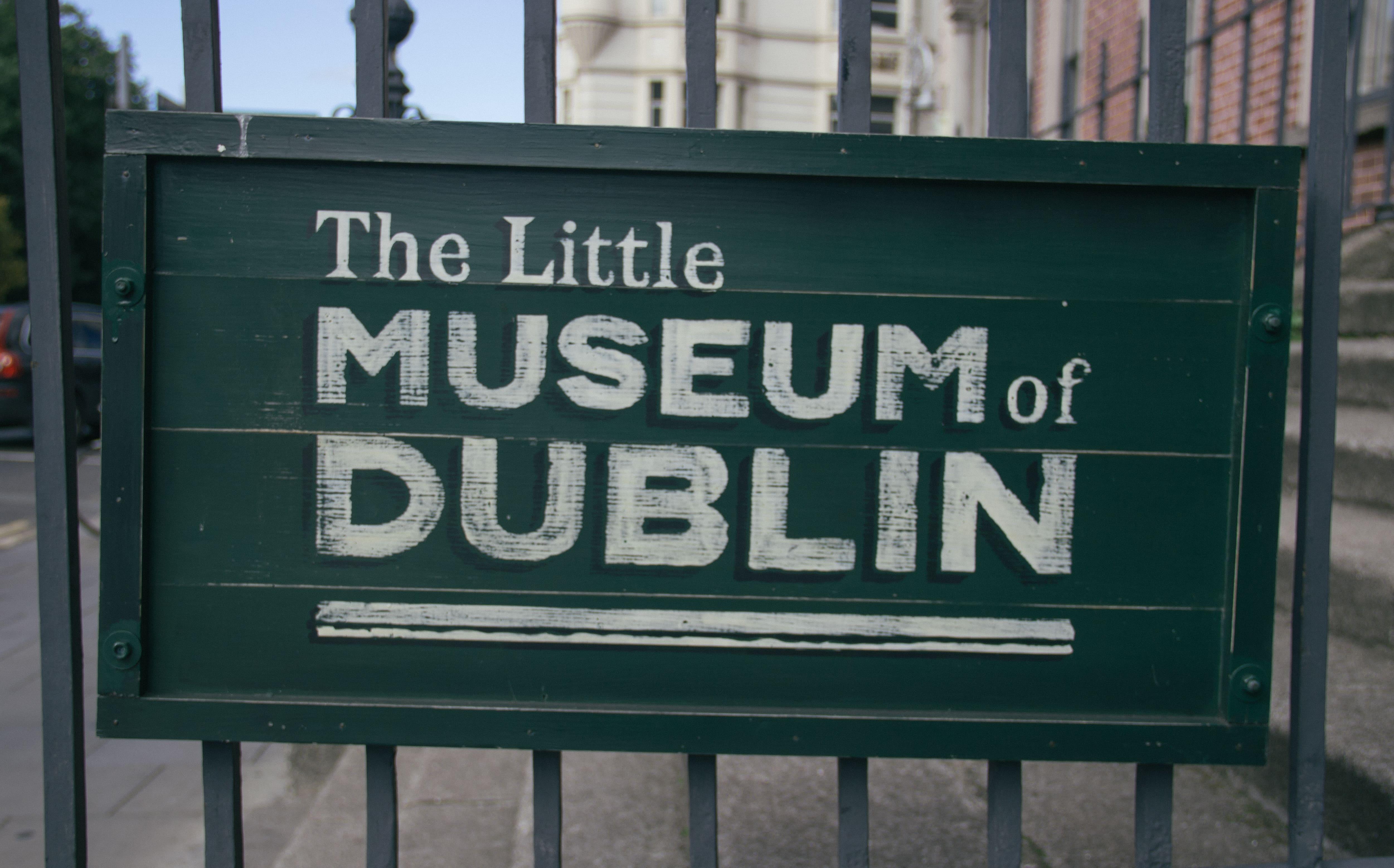 The Little Museum of Dublin, Ireland