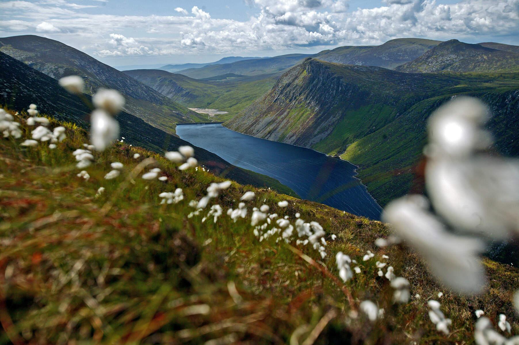 Mourne mountains, Echt Ierland
