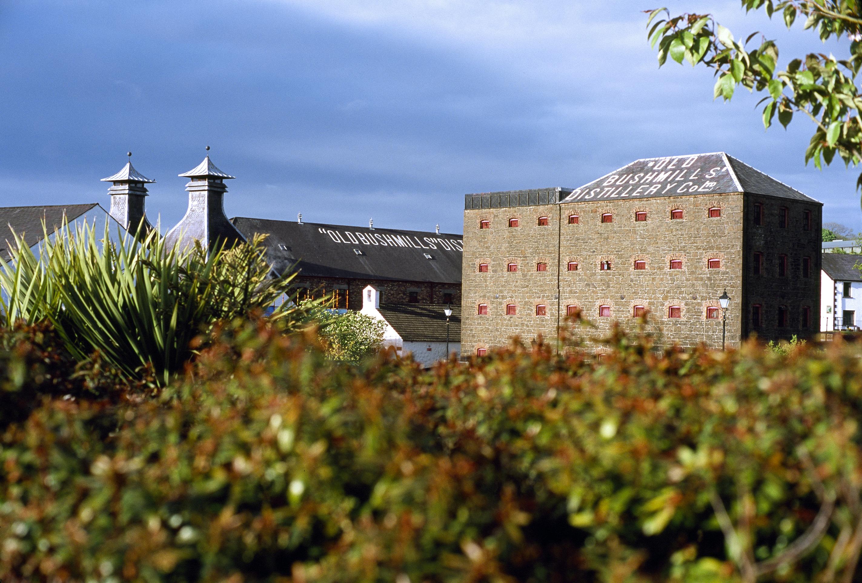 Old Bushmills Distillery, Noord-Ierland