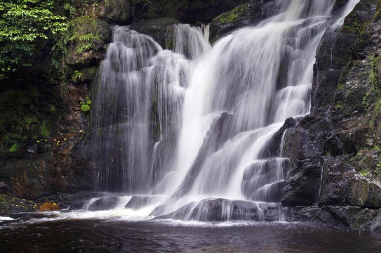 Waterval bij Killarney, Echt Ierland