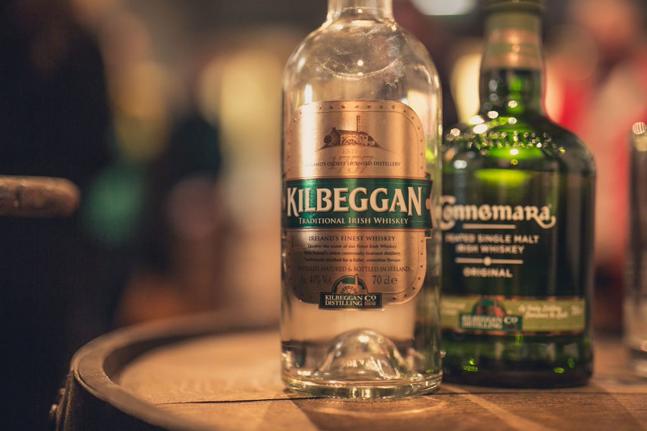 Whiskey, Echt Ierland